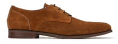 Derbies de piel Casual Embossed de Tommy Hilfiger